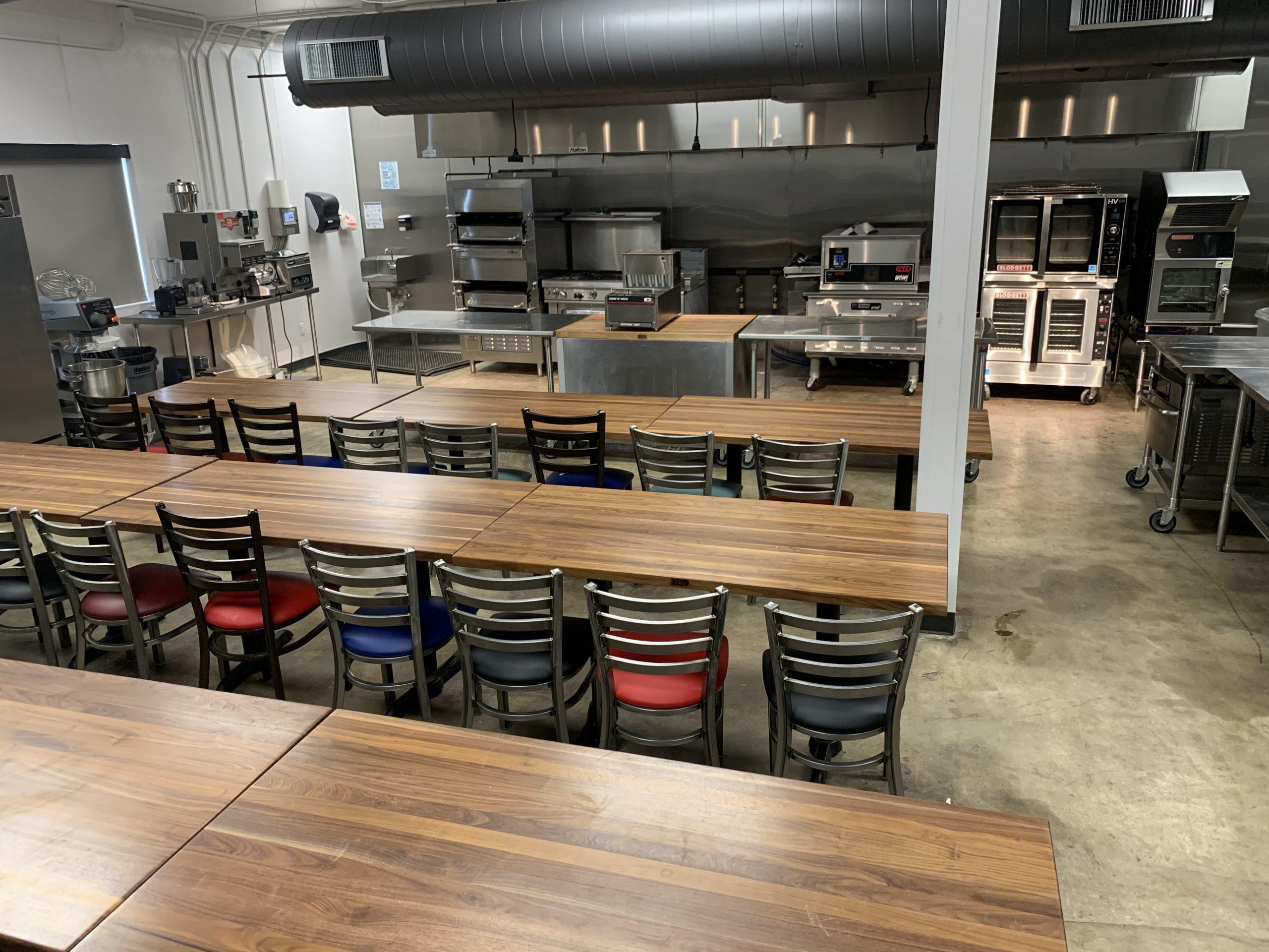 elevation foodservice reps test kitchen